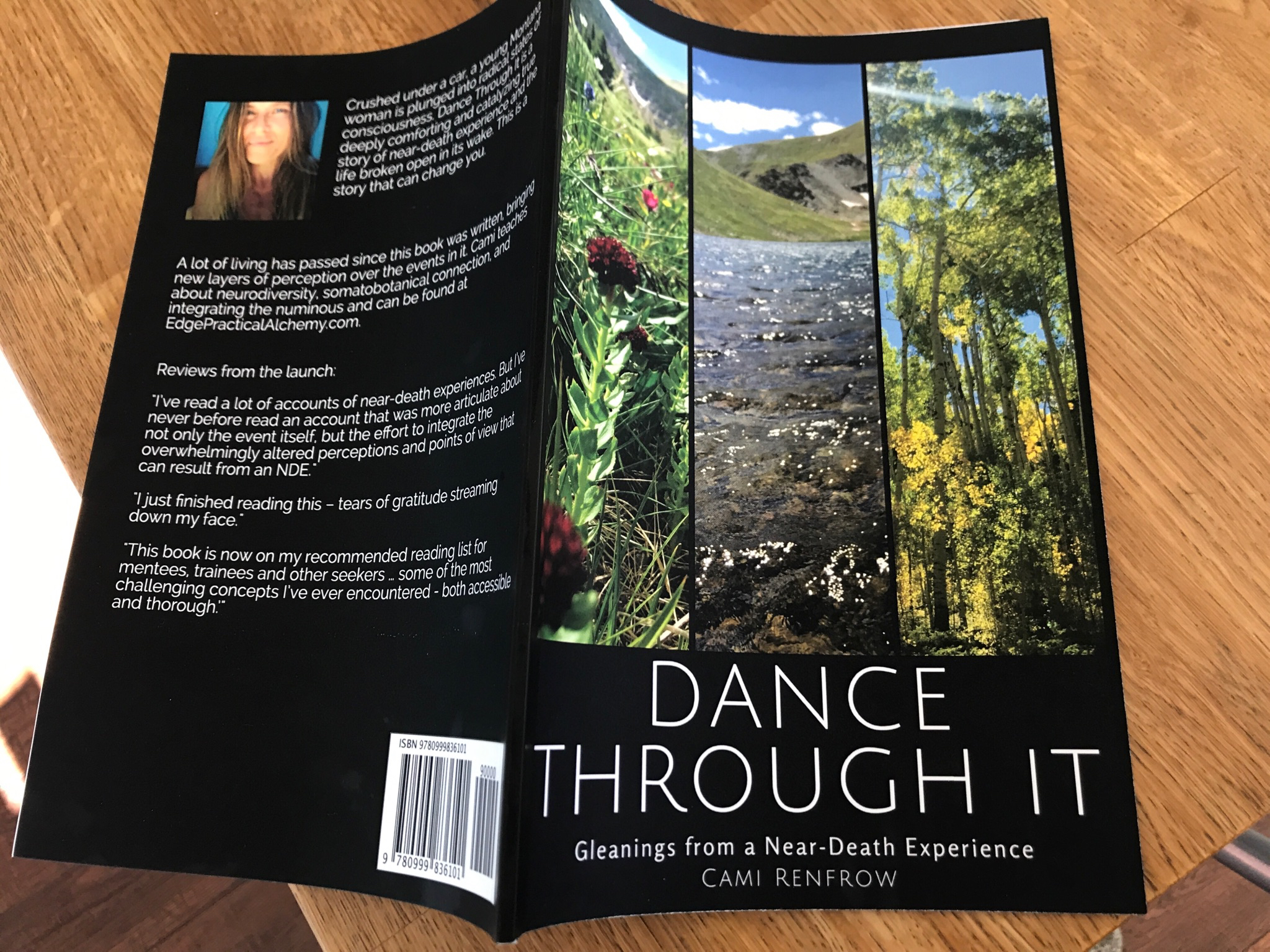 Dance Through It Paperback